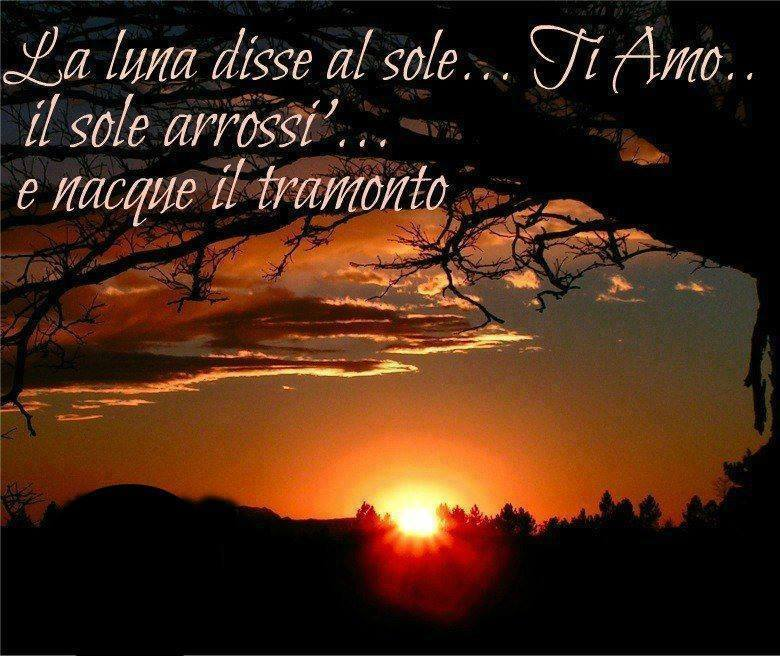 Amato Poesie sul tramonto - Poesie.reportonline.it SO56