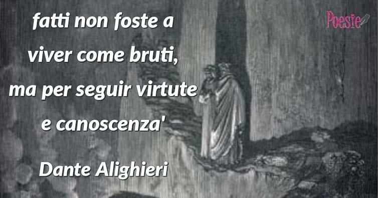 Frasi Matrimonio Dante.Divina Commedia Di Dante Alighieri Inferno Canto Xxvi Divina