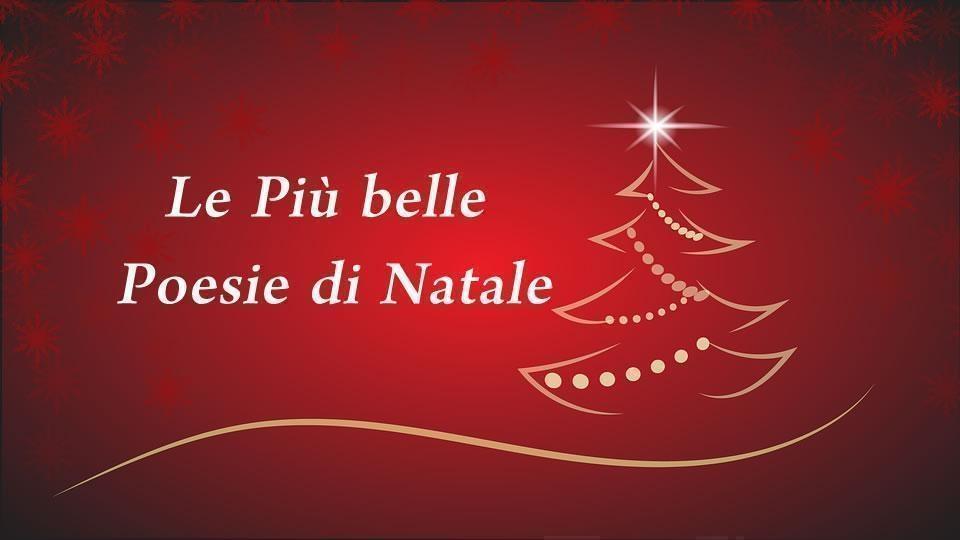 Favorito Poesie di Natale - Poesie.reportonline.it WV75