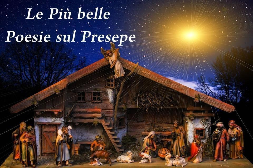 Frasi Sul Presepe Di Natale.Poesie E Filastrocche Sul Presepe Poesie Reportonline It