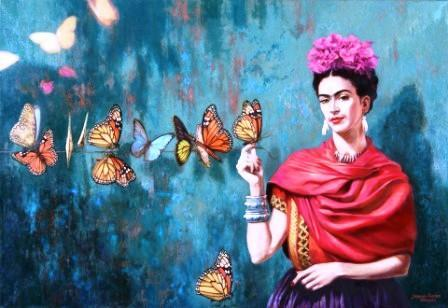 Poesie Di Frida Kahlo Poesie Reportonline It