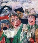 James_Ensor_Lintrigo_1890