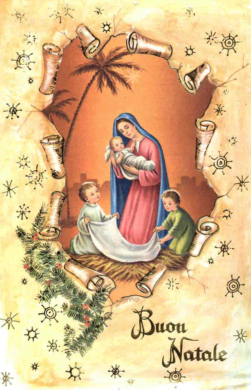 Eccezionale Letterine per Babbo Natale e per Gesù Bambino - Vecchie letterine  OQ33